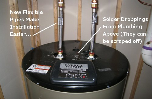 water_heater_with_flexible_pipes