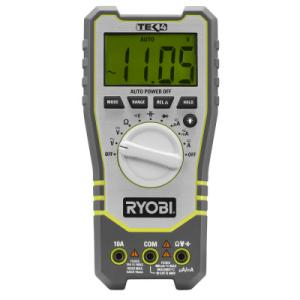 Tek4 digital multimeter