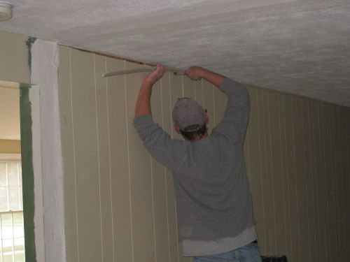 Paneling Removal