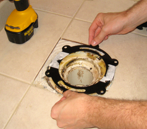 Toilet Repair Flange