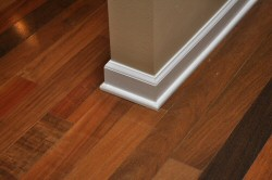 How To Install Baseboard And Shoe Molding For Hardwood