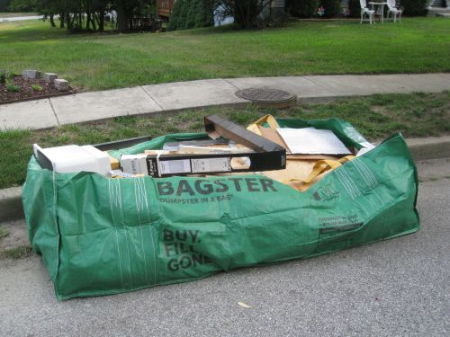 Bagster Review (Waste Management's Alternative to Dumpster ...