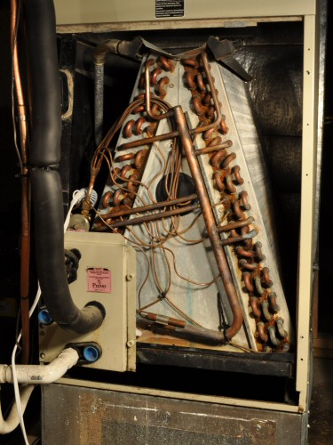 Causes And Fix For Frozen Inside Air Handler Coils Air