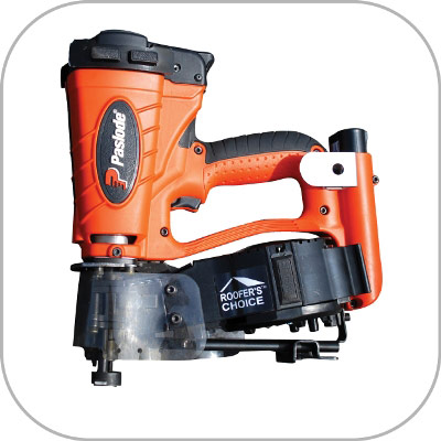 First Look New Paslode Cordless Roofing Nailer One