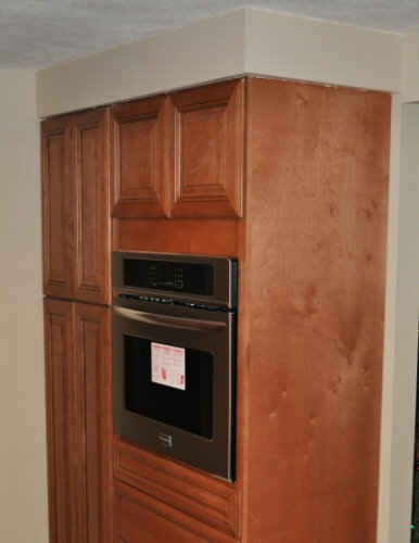 Picture of Soffit with Wall Oven