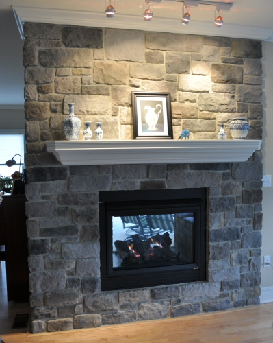 34 Best Images About Stone Fireplaces On Pinterest Fireplace