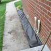 How to Use Landscaping Fabric to Prevent Weeds (DuPont Example)