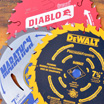 New DeWalt Precision Framing Blades