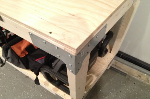 Heavy Duty Work Bench Plans Pdf Woodworking