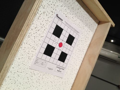 How To Make A Simple Bb Gun Target Backstop One Project