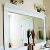 How to Frame a Mirror for a Dramatic Upscale Look