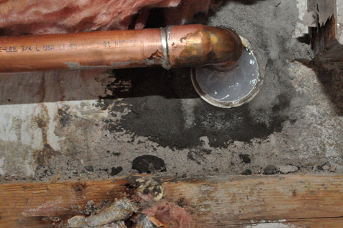 How To Repair An Underground Water Pipe One Project Closer