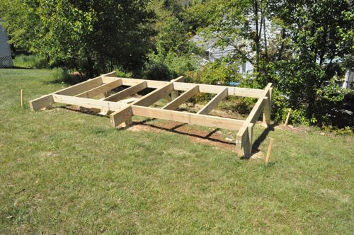 Wood Shed Foundation