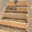 How to Pour Concrete Stairs