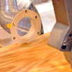 How to Make a Compound Miter Saw Dust Hood