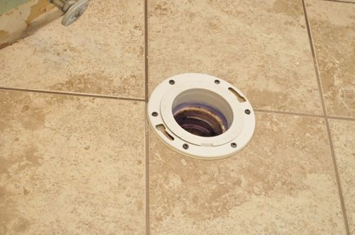 How To Install A Toilet Like A Pro on old shower drain diagram