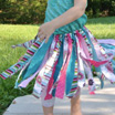 How to Make No-Sew Fabric Tutus