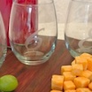 Make Numbered Wine Glasses with Etching Cream
