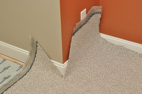 D I Y Carpet Installation Renovation By Rookies