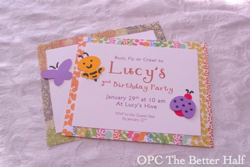 Bug Invitation - OPC The Better Half