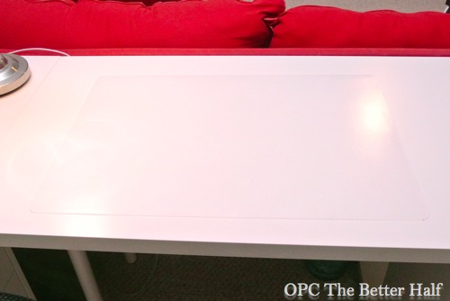 Craft Desk - OPC The Better Half