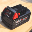 Testing the New Milwaukee 4.0Ahr Battery Pack