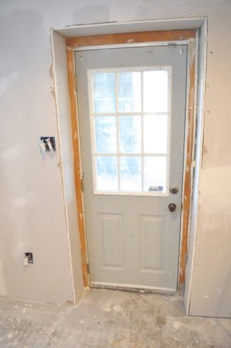 how to install or replace an exterior door one project closer