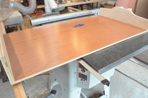 How To Make An Easy Accurate Table Saw Sled One Project