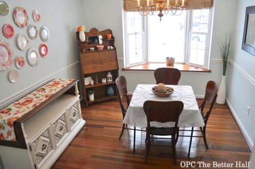 Annie Sloan Buffet Makeover