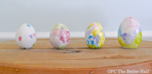 Izzie's Easter Eggs - OPC The Better Half