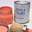 A Chalk Paint Experiment: Annie Sloan Vs. HomeMade