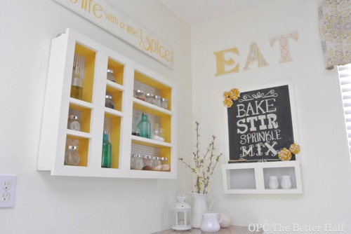 Kitchen Makeover - OPC The Better Half