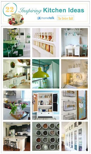 22 Inspiring Kitchen ideas - OPC The Better Half
