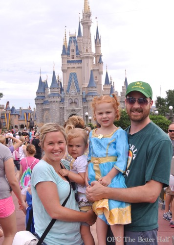 OPC The Better Half at Disney's Magic Kingdom