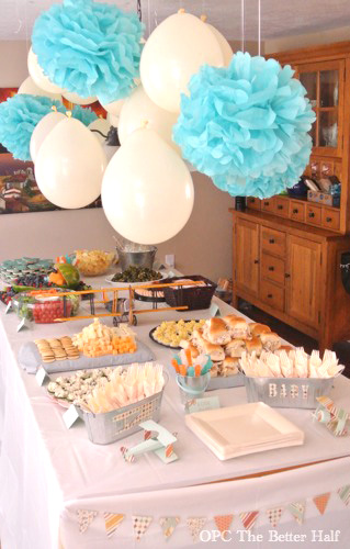 vintage baby shower ideas yes please one project closer