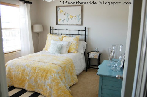Guest Room Agreeable Gray