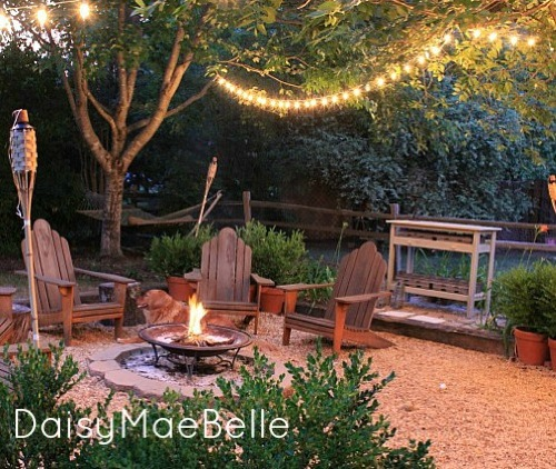 backyard-firepit