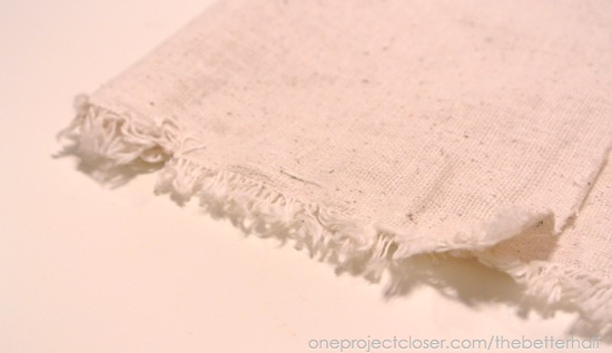 Drop Cloth - One Project Closer