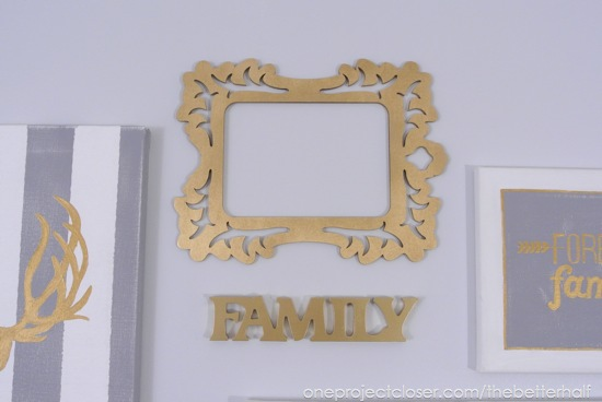 Family and frame - One Project Closer