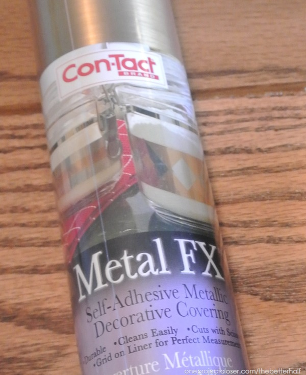 Metal-FX-Contact-paper-Vanity-Makeover-one-project-closer