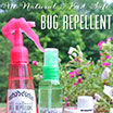 Easy Bug Repellent with Essential Oils!