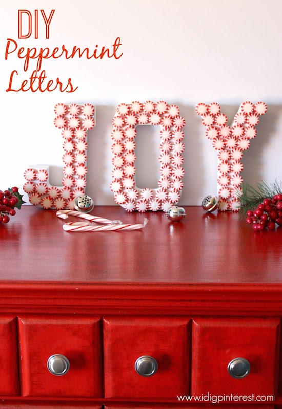 DIY Peppermint Letters2