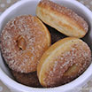 Super Yummy Whole Wheat Mini Donuts