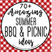 All Things Creative: BBQ Picnic Ideas!
